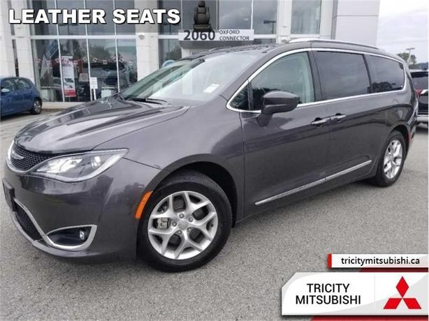 2018 Chrysler Pacifica Touring-L Plus  DVD-REAR CAMERA