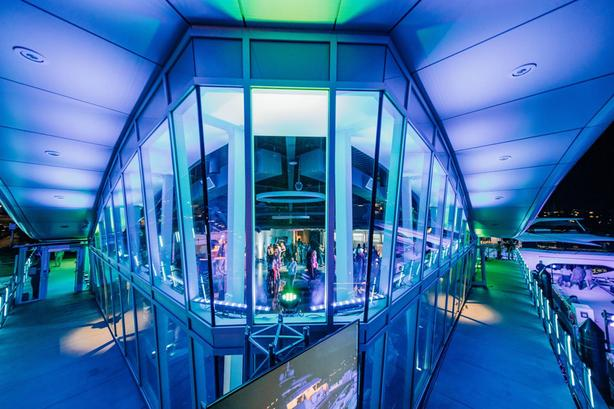 Grand Ocean Room - Amazing Event Space at Victoria International Marina