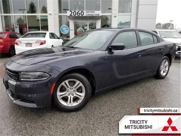 2019 Dodge Charger SXT  BACK UP CAM-ALLOYS-POWER GROUP