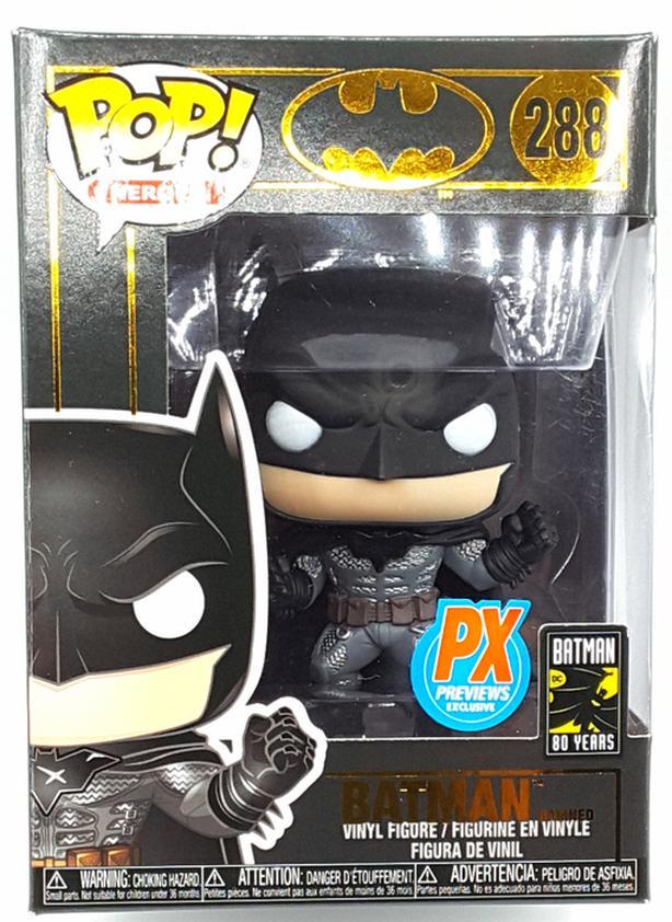 FUNKO Batman Armour PX Exclusive.