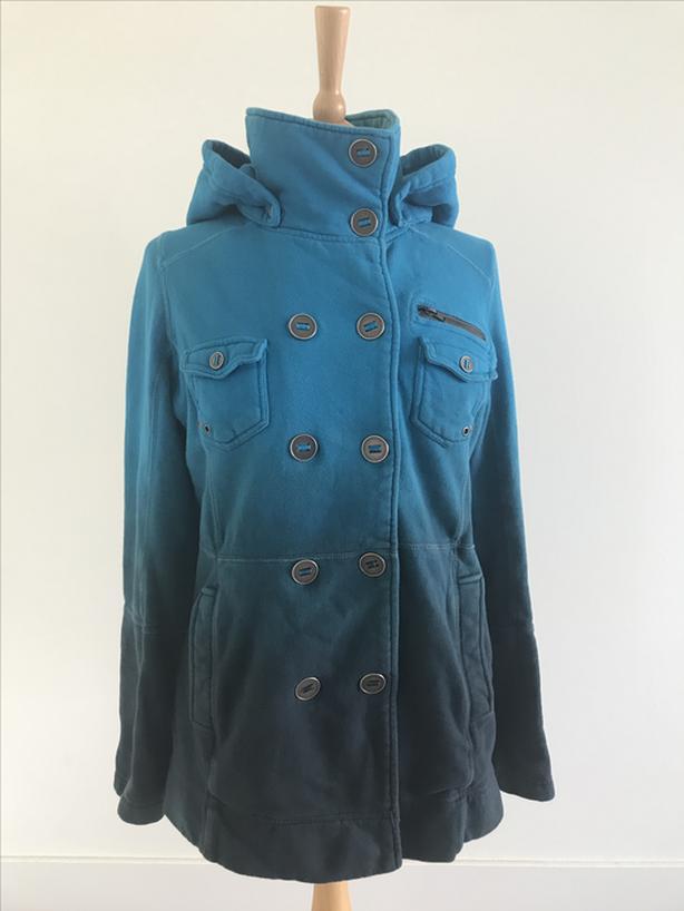 Hurley Ombre Hooded Jacket - Medium