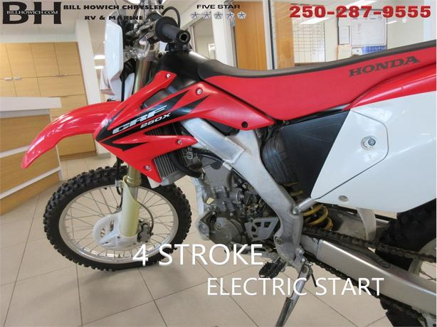 2006 Honda CRF250X