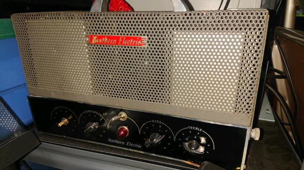 WANTED: Old Northern Electric amps or Hammond Tone cabs