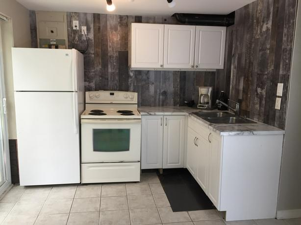 Pet-friendly one bedroom suite for rent