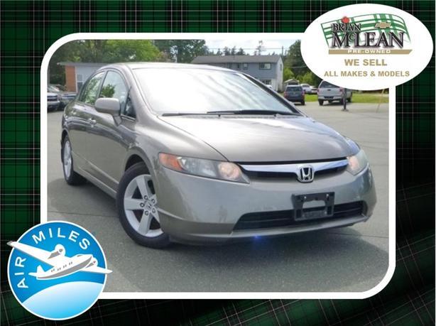 2006 Honda Civic Sedan LX