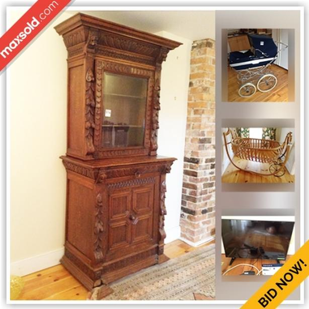 Barriefield Downsizing Online Auction - Wellington Street