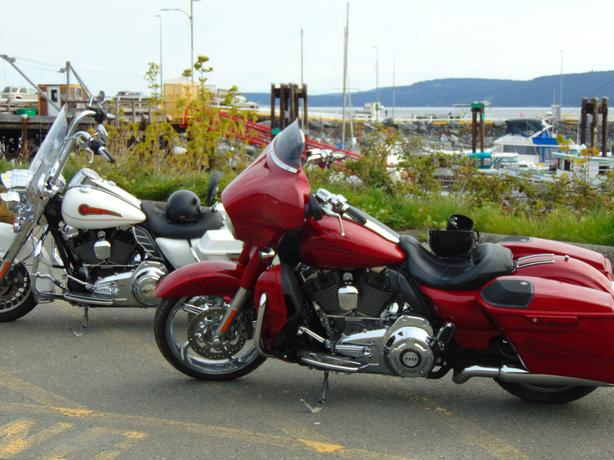 cvo street glide in mint condtion