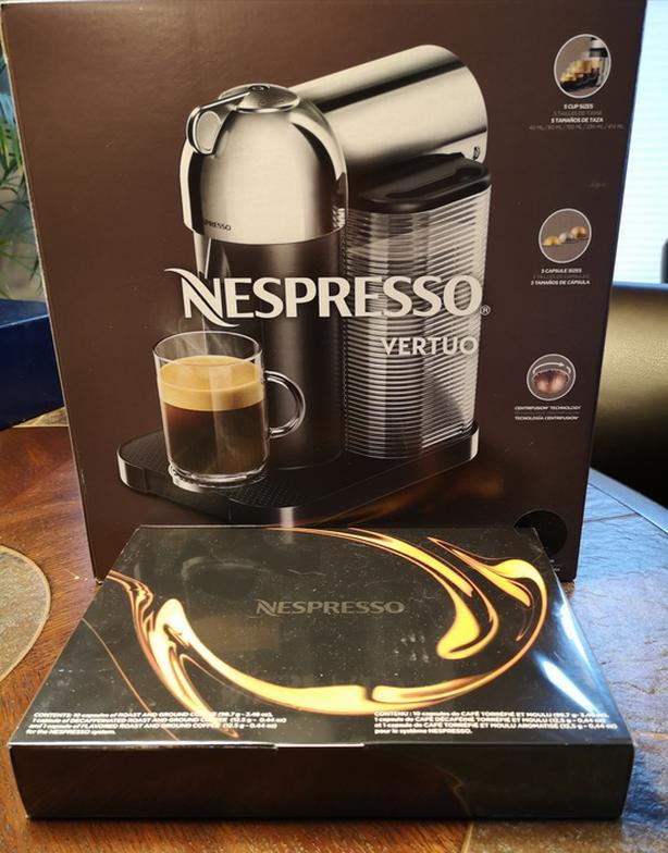 Nespresso Vertuo New in Box