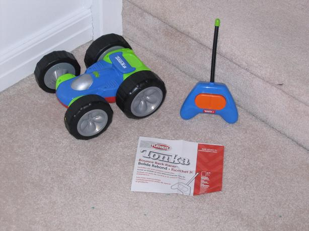 *** GREAT CONDITION,Tonka Bounceback RC Racer ***