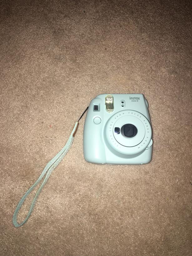 Instax mini 9 light blue