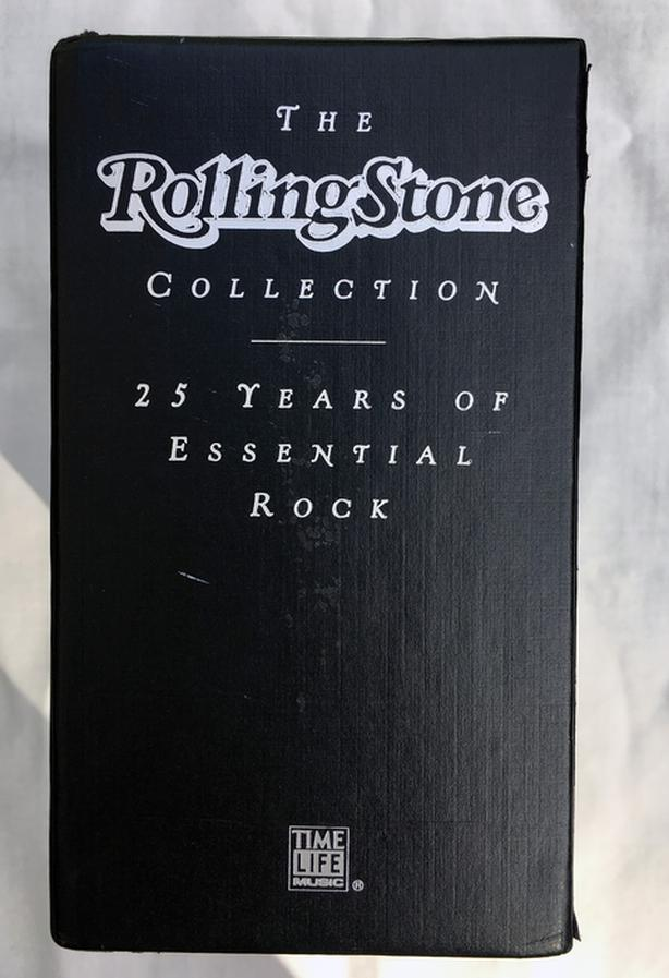 The Rolling Stone Collection - 25 Years Of Essential Rock Plus Album Guide