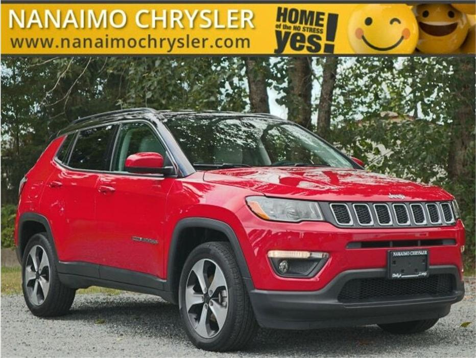 $27,351 · 2018 Jeep Compass North One Owner Remote Start