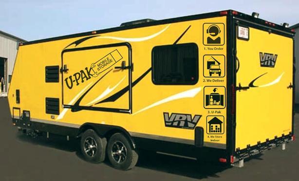 UPAK STORAGE - RV Storage