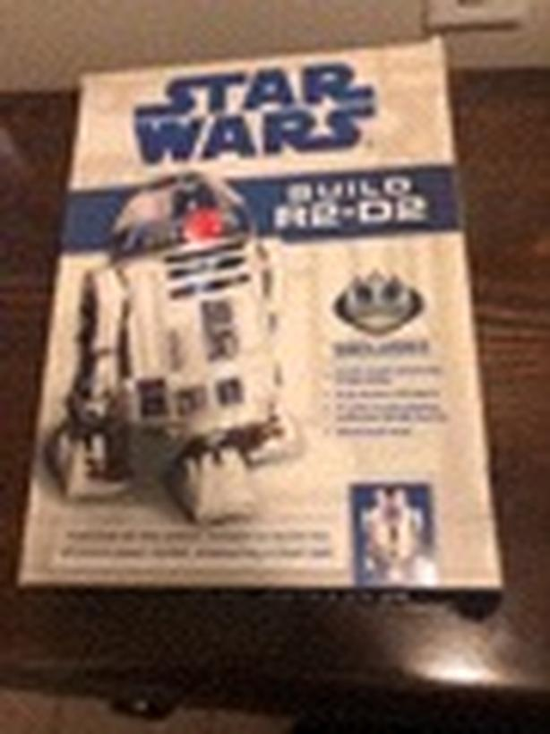 Brand new in box R2D2