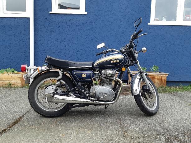  Log In needed $1,250 · 1977 Yamaha XS650