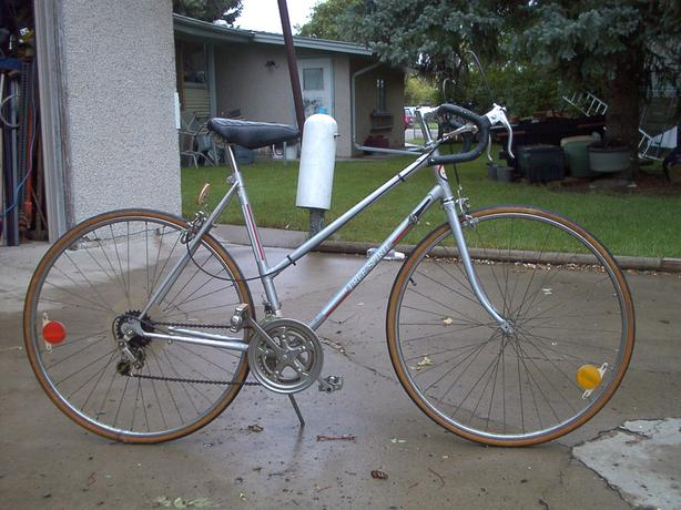 VINTAGE BIKES ( all in great condition )