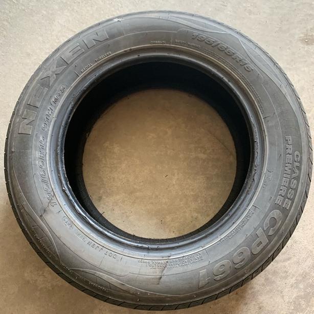 Good condition 1 tire Nexen CP611 - 195/65/15