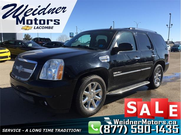 2012 GMC Yukon *Denali, Leather, Heated and Cooled Seats*