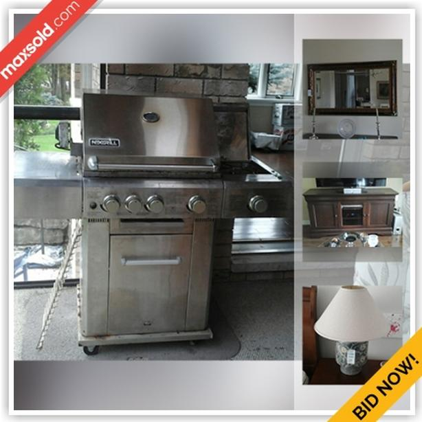 Kawartha Lakes Downsizing Online Auction - South Harbour Drive
