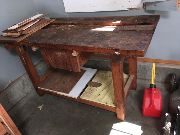 Sensational Log In Needed 25 Wooden Work Bench Beatyapartments Chair Design Images Beatyapartmentscom