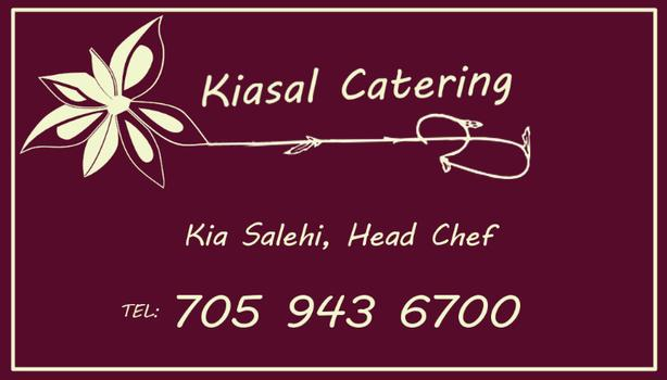 In-home Catering for Hire