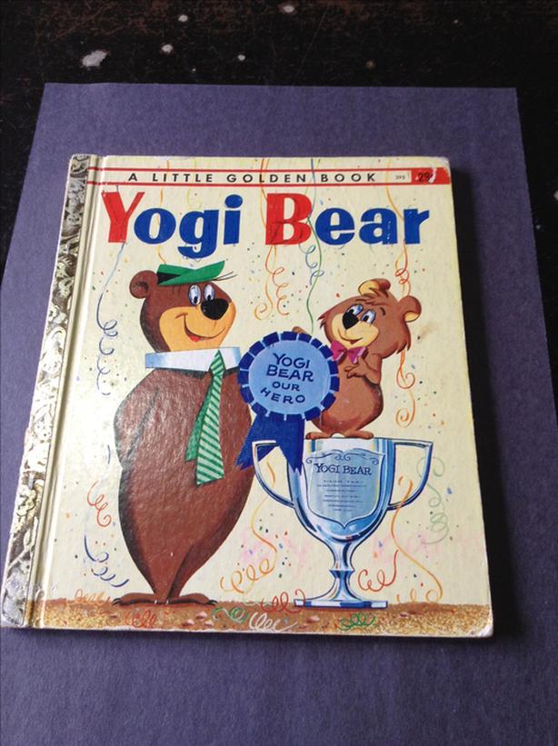 Vintage Little Golden Books 6 Titles 1960 - 1991
