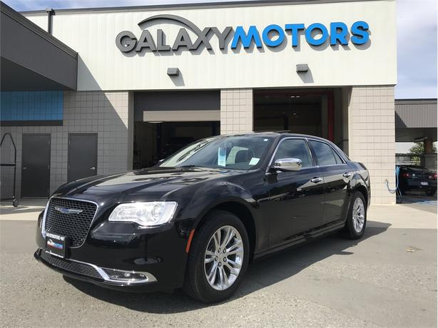 2017 Chrysler 300 TOURING- LEATHER  MOONROOF  DUAL EXHAUST