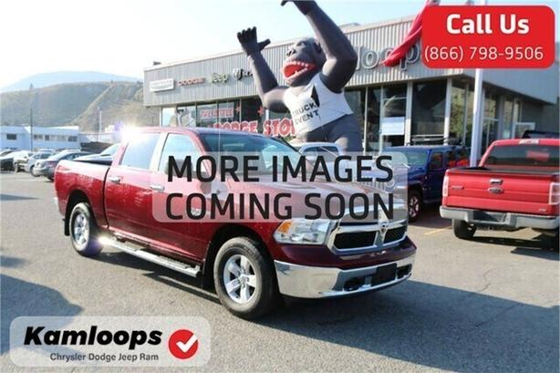 2018 Ram 1500 Lone Star /4x4//CrewCab//BackupCam/