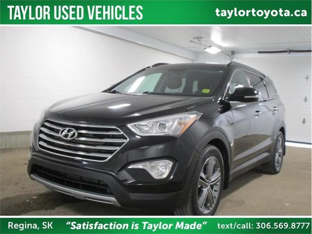 2015 Hyundai Santa Fe XL Premium