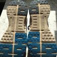 boys blue sneakers size 5 from Under Armour
