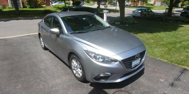 2014 Mazda 3 GS Trim with Convenience Package