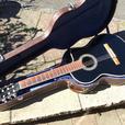 2003 Takamine classical guitar EC132SC