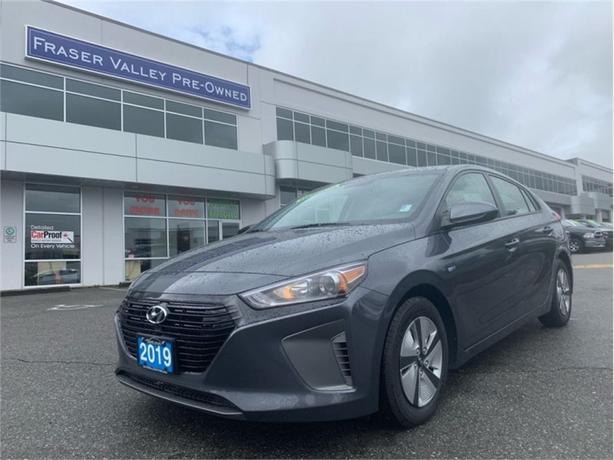 2019 Hyundai IONIQ Hybrid Essential Hatchback  - $188 B/W