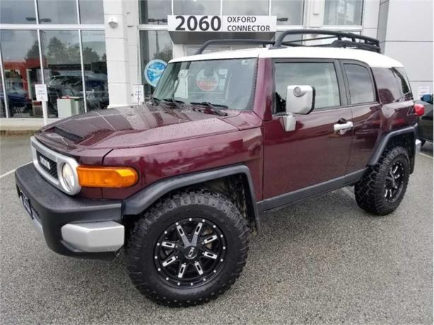 2007 Toyota FJ Cruiser 17 INCH TIRE AND RIM PACKAGE