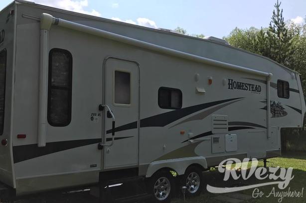 Homestead (Rent  RVs, Motorhomes, Trailers & Camper vans)