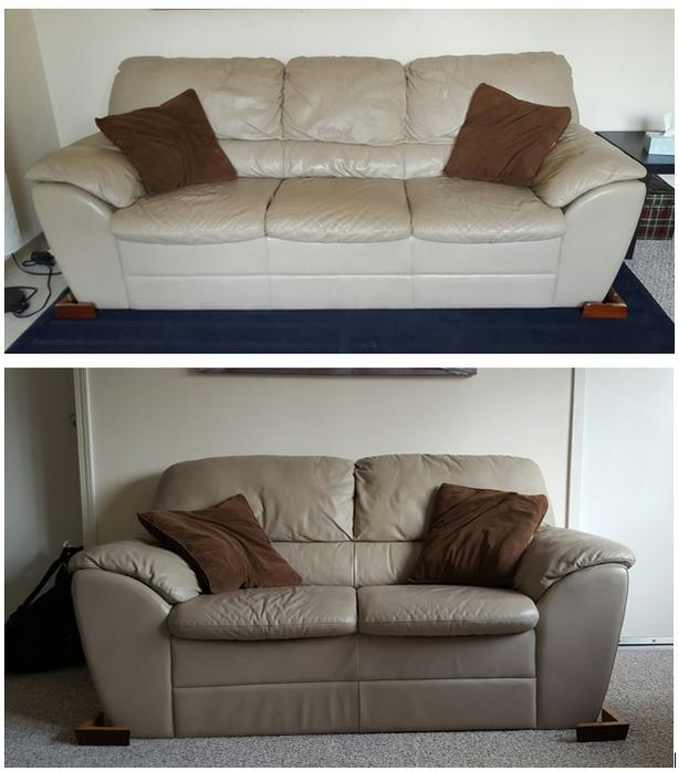Couch & Loveseat Combo