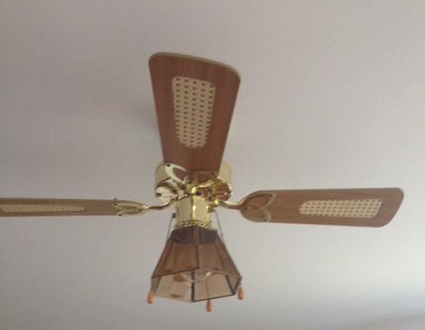 FREE: ceiling fan/light with companion light