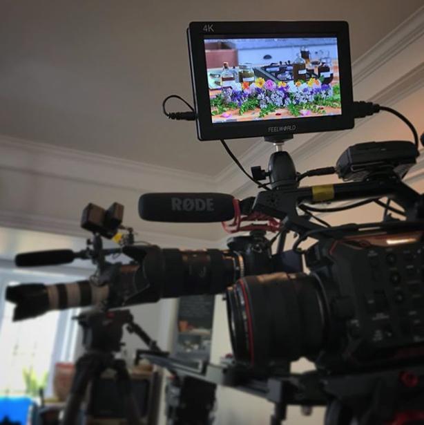Junior Videographer & Editor