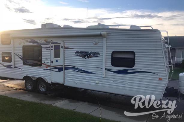 Octane  (Rent  RVs, Motorhomes, Trailers & Camper vans)