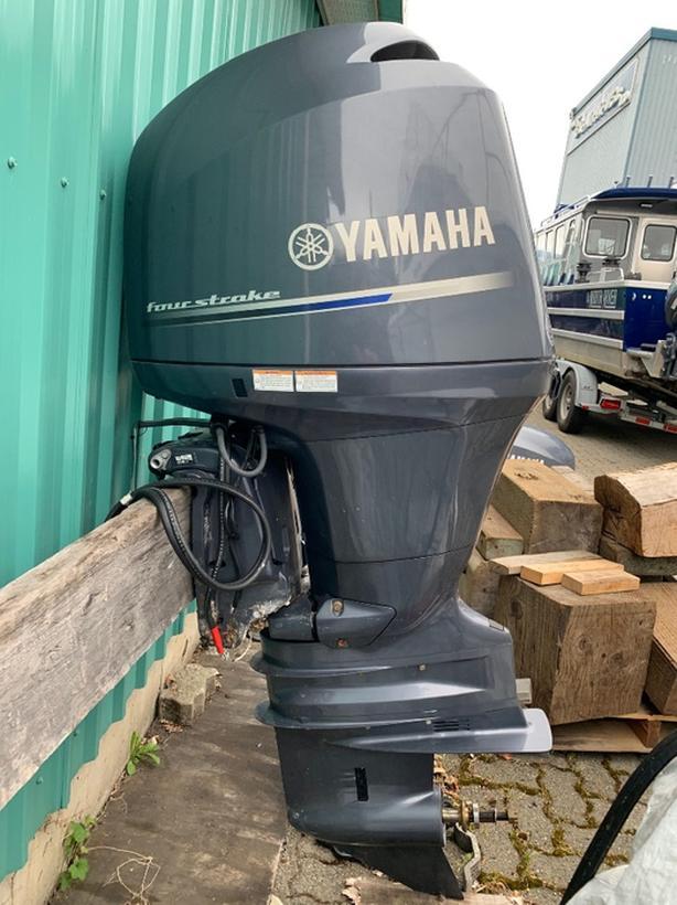 2014 Yamaha F150XA