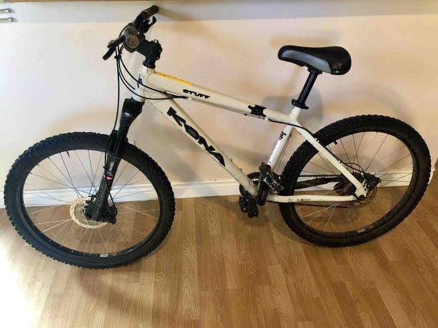 Kona Stuff 2004 Hardtail mountain Bike