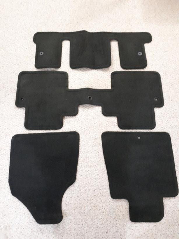 Chevy Traverse Floor Mats