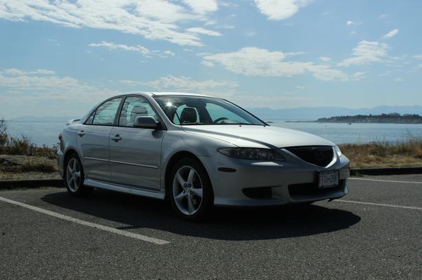 2004 Mazda 6 GT FULLY LOADED 178k
