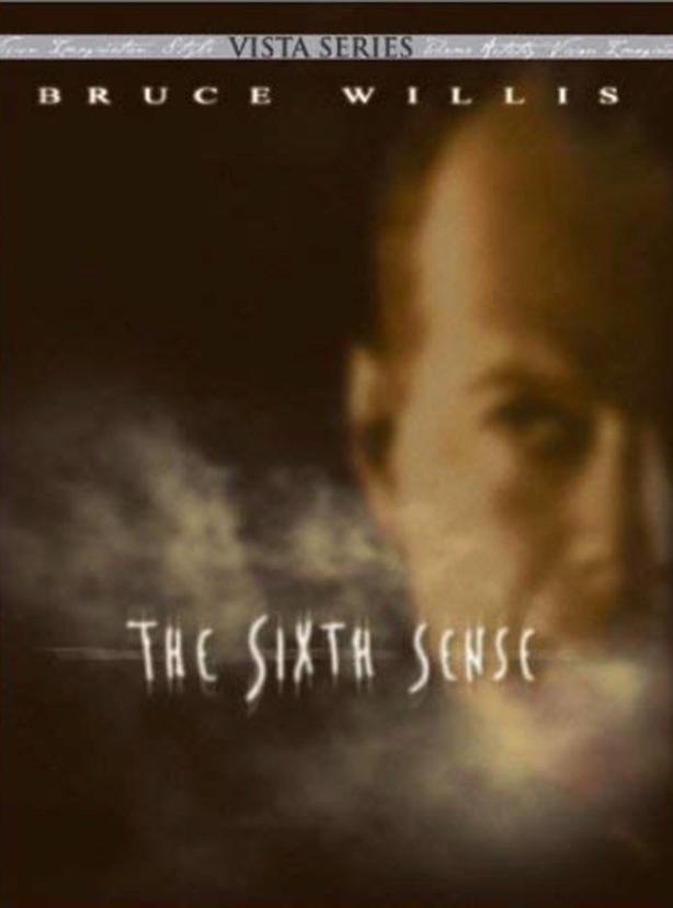 6th Sense Vista Edition dvd