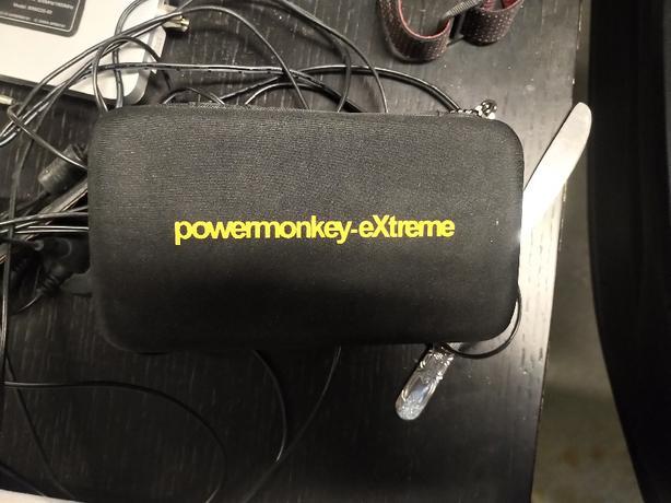 PowerMonkey Solar Charger