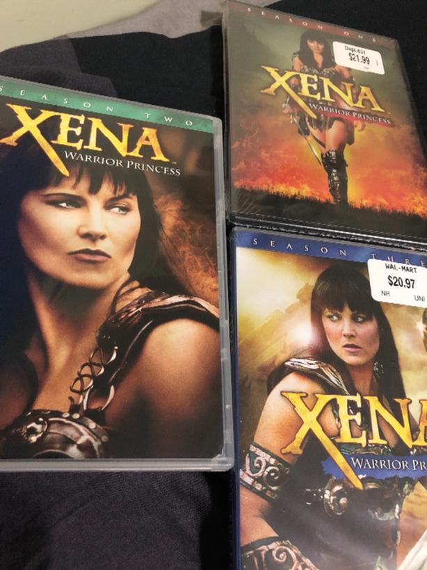 Zena Warrior Princess  Season 1/2/3