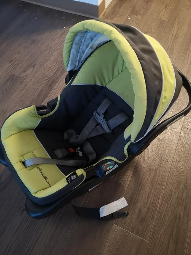 EDDIE BEAUR - Car Seat, Excellent Condition