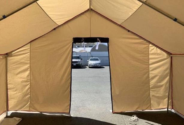 New Polar Bear Tents