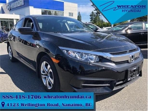 2018 Honda Civic Sedan LX CVT - Bluetooth -  Premium Audio - $59.08 /Wk