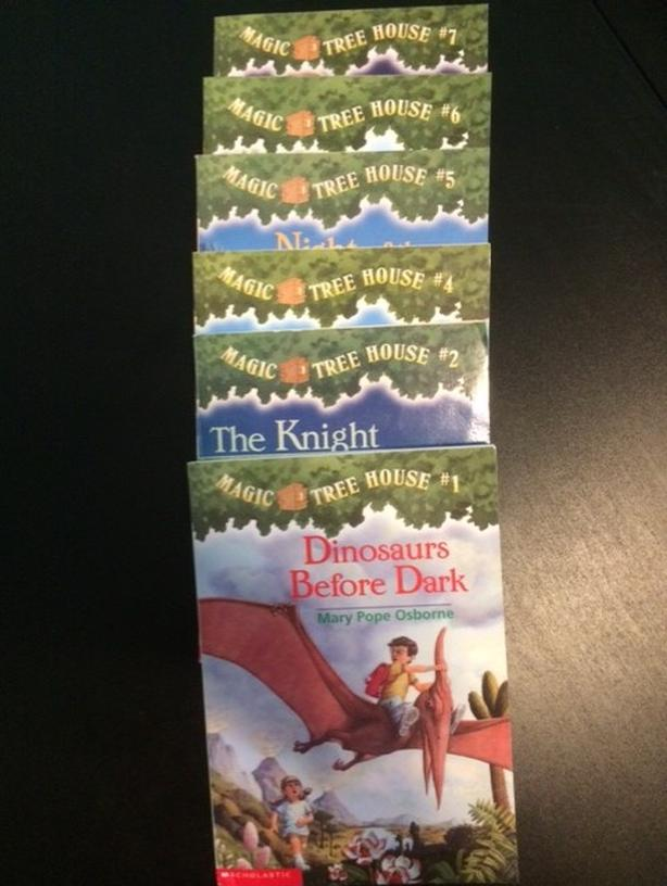 Magic Tree House Childrens  Books
